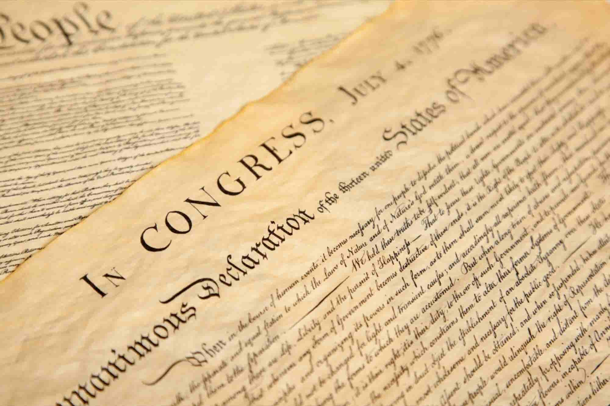 Sage Business Advice From America's Founding Fathers