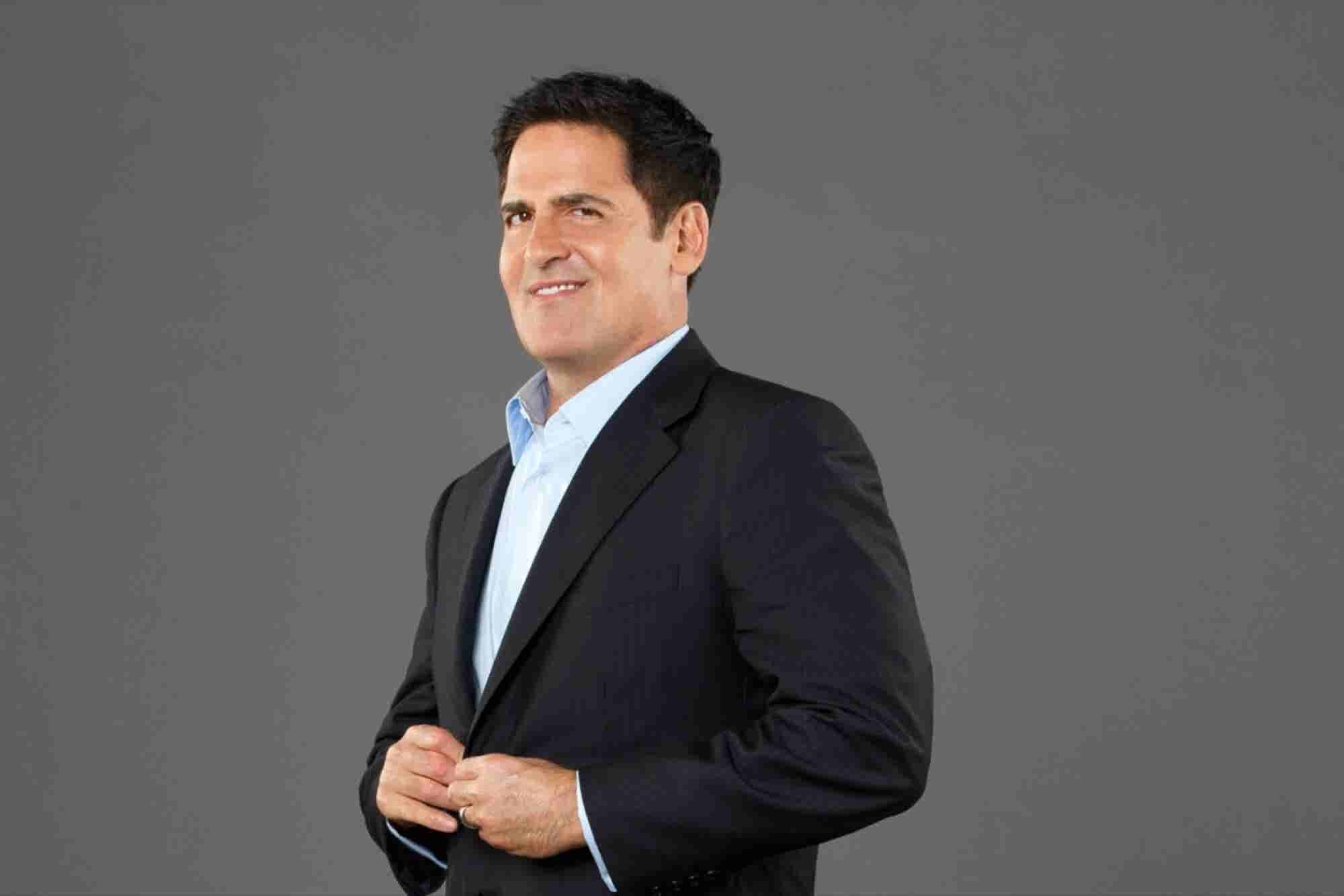Billionaire Mark Cuban on Raising Kids: 'I Don't Want Them to Be Entitled Jerks'