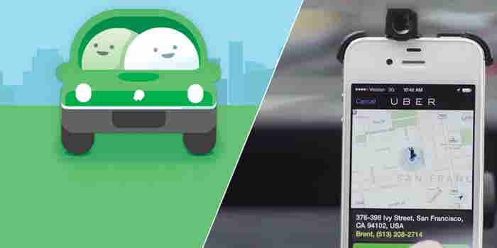 Google Pilots Carpooling Program That Could Challenge Uber