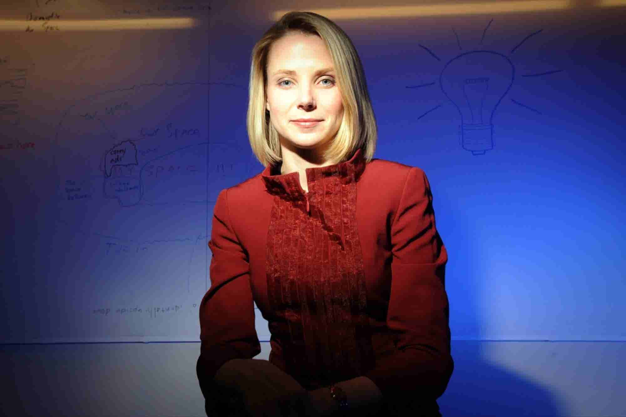Yahoo's Marissa Mayer Is Expecting Identical Twin Girls