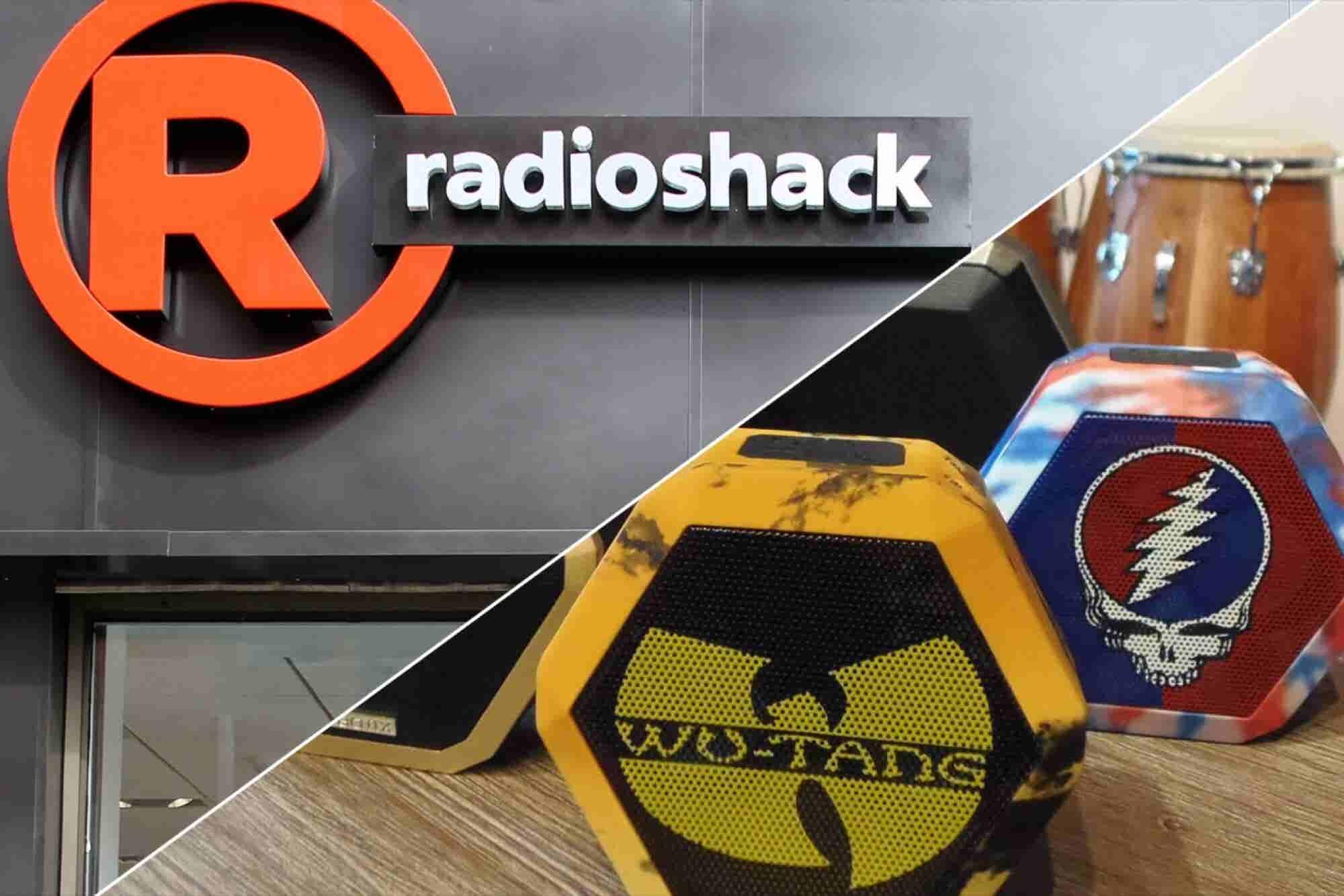 Could the Wu-Tang Clan Bring Back RadioShack?