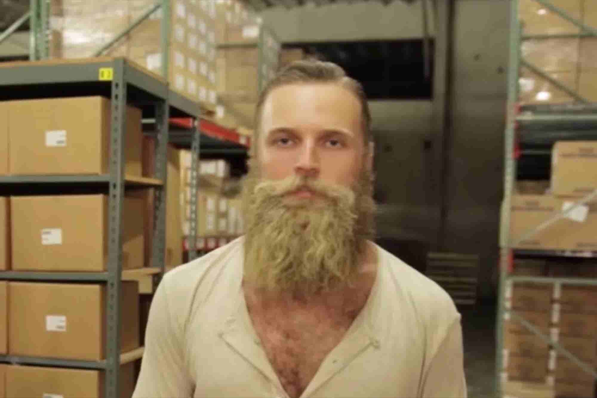 8 Hairy Lessons From a Parody Startup That's All About Beards