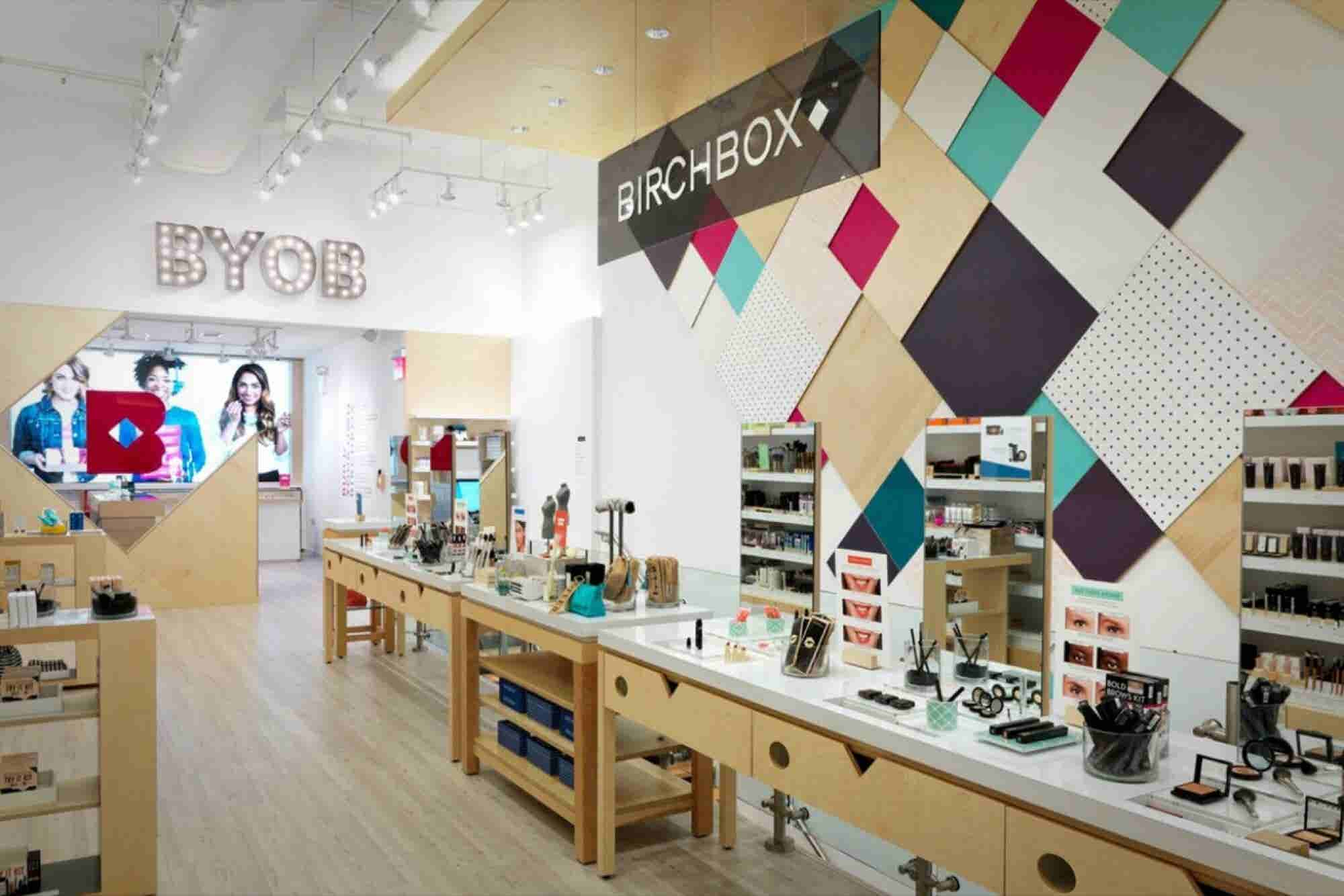 Conceived Online, Birchbox Embraces the Beauty of Brick and Mortar