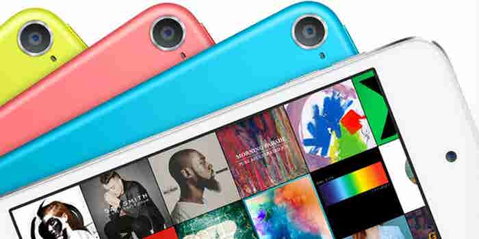Report: Apple Could Release New iPod Models Tomorrow