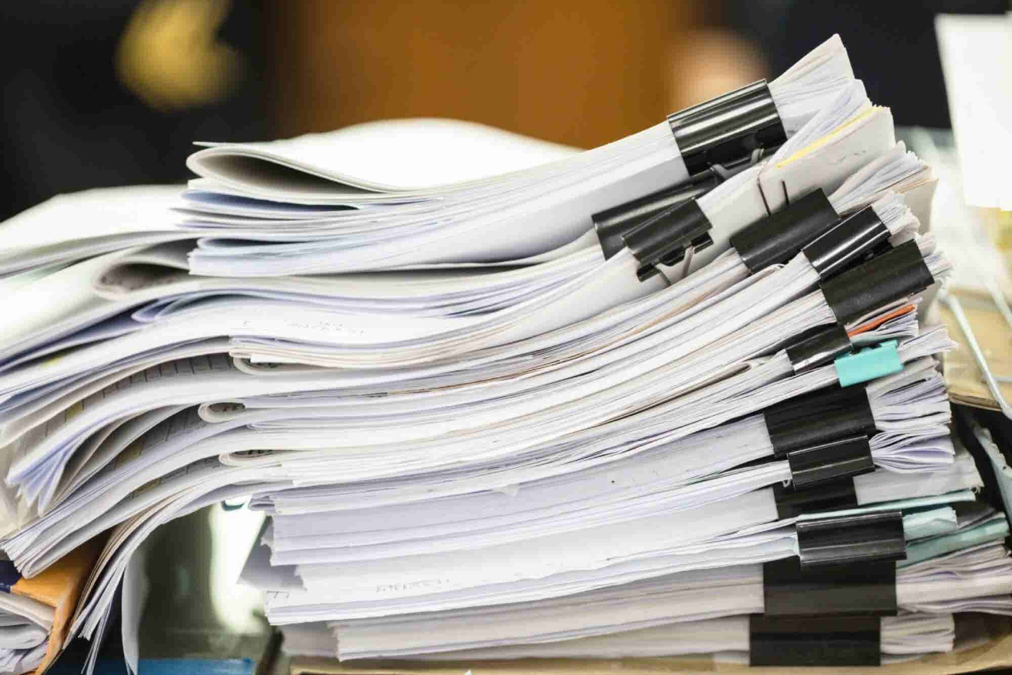 The Still-Not-Here-Yet Paperless Office