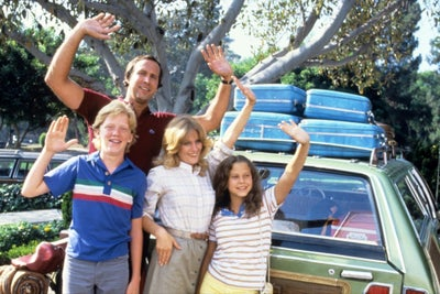 Travel With Your Family Like a Road Warrior