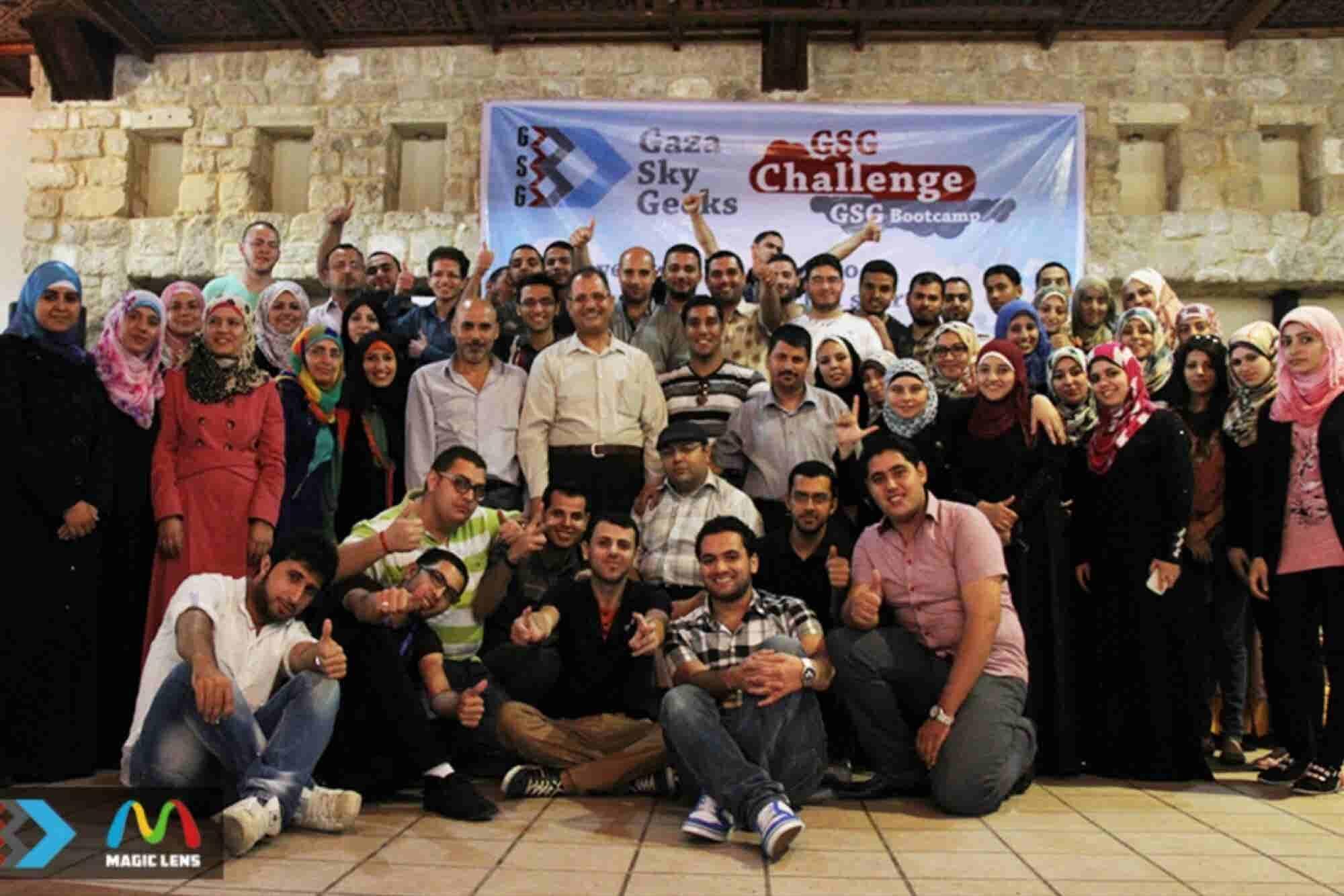 How Gaza Sky Geeks Increased Women's Leadership In The Gaza Startup Sector