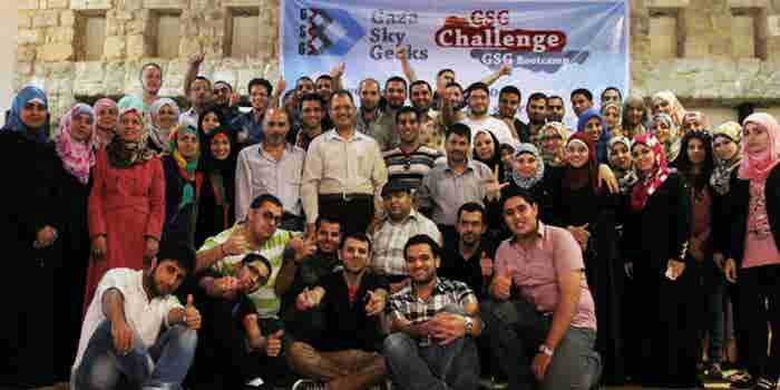 How Gaza Sky Geeks Increased Women's Leadership In The Gaza Startup Sector