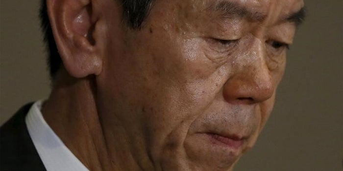 Toshiba CEO to Step Down in September in Accounting Scandal