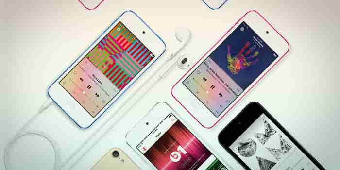 Apple Rolls Out Revamped iPods (Yes, iPods)