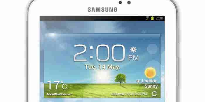 Interstellar: Samsung Galaxy Tab A