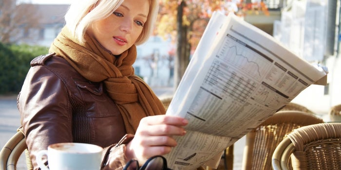 Why Print Newsletters Can Be the Secret Weapon in Your Social-Media Marketing Arsenal