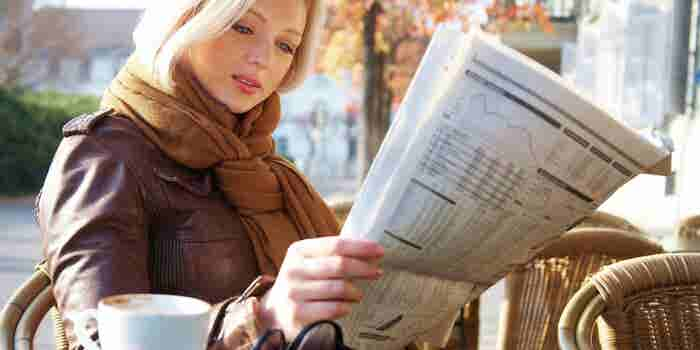 Why the Age-old Newspaper Reading Habit can Never Die