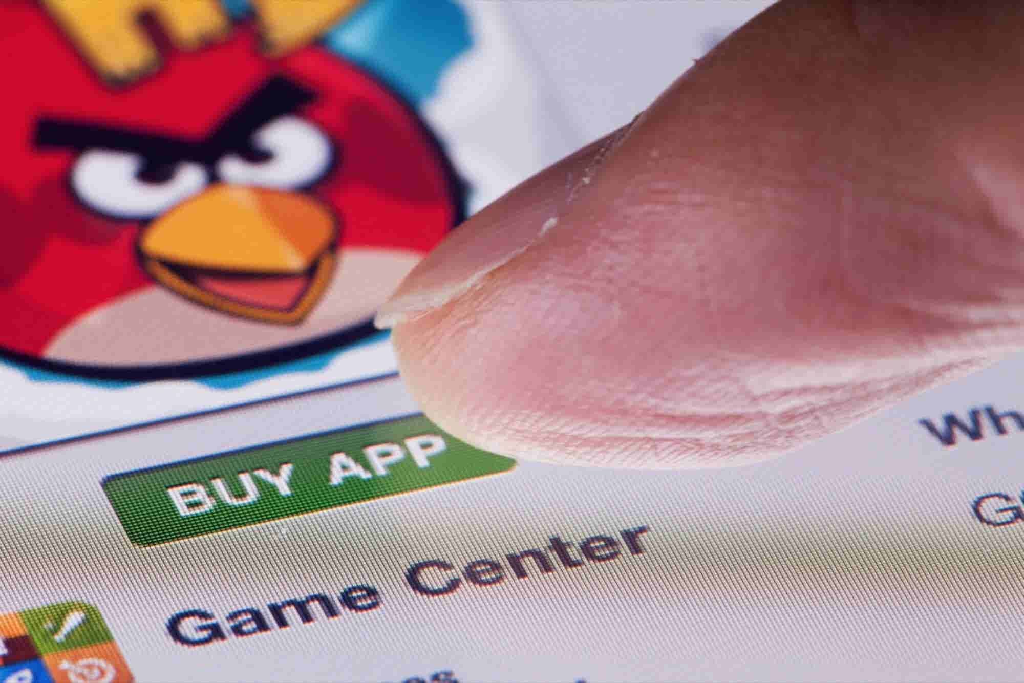 'Angry Birds' Maker Rovio Could M&A Soon