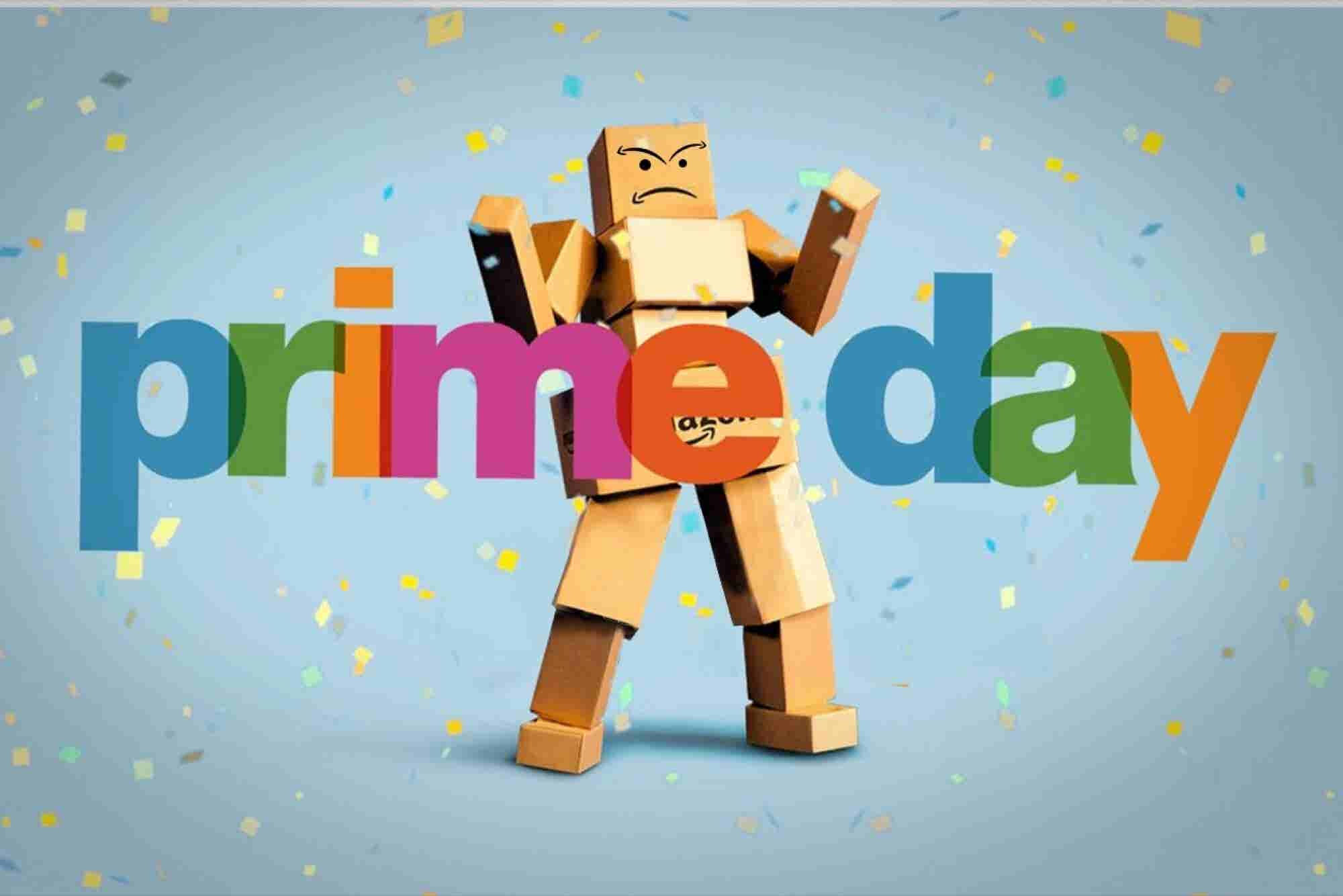 Amazon Prime Day Highlighted by Disappointment