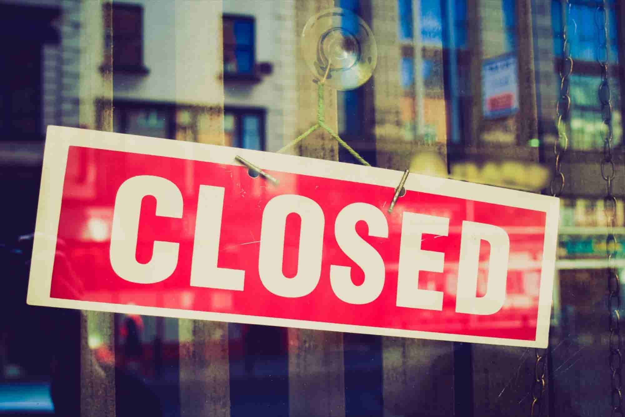 3 Signs That You Should Shut Down Your Business