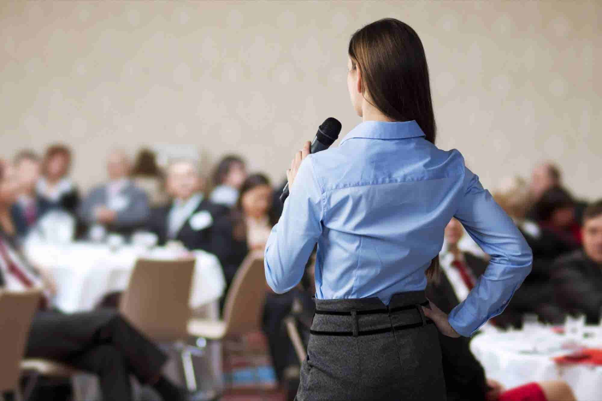 3 Tips for Getting Speaking Gigs