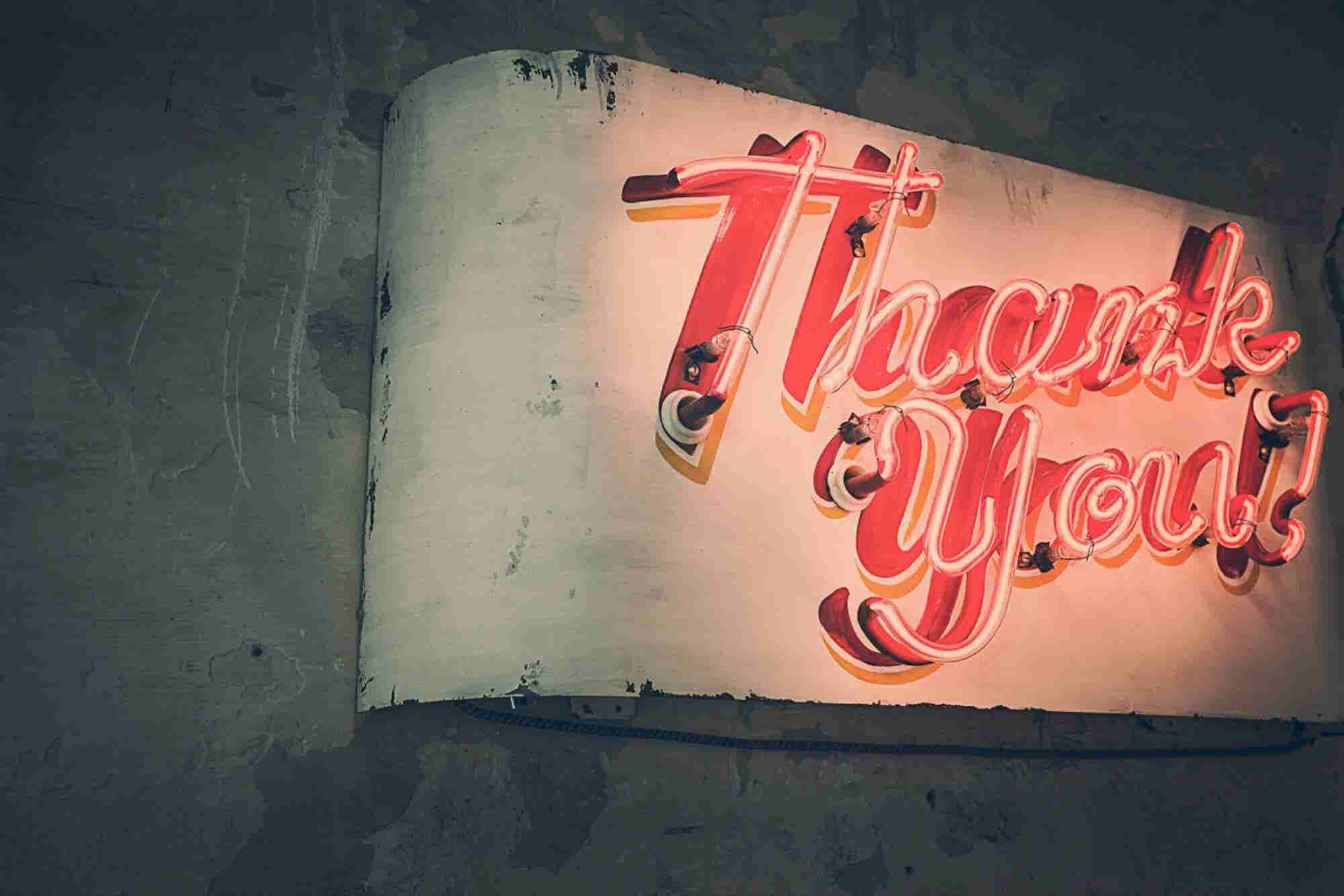 If You Forgot to Thank Your Freelancers at the New Year, Do It Now