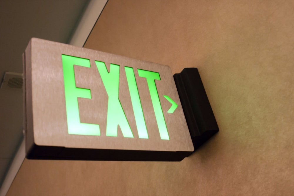 Focus on building your business -- forget about money and an exit strategy