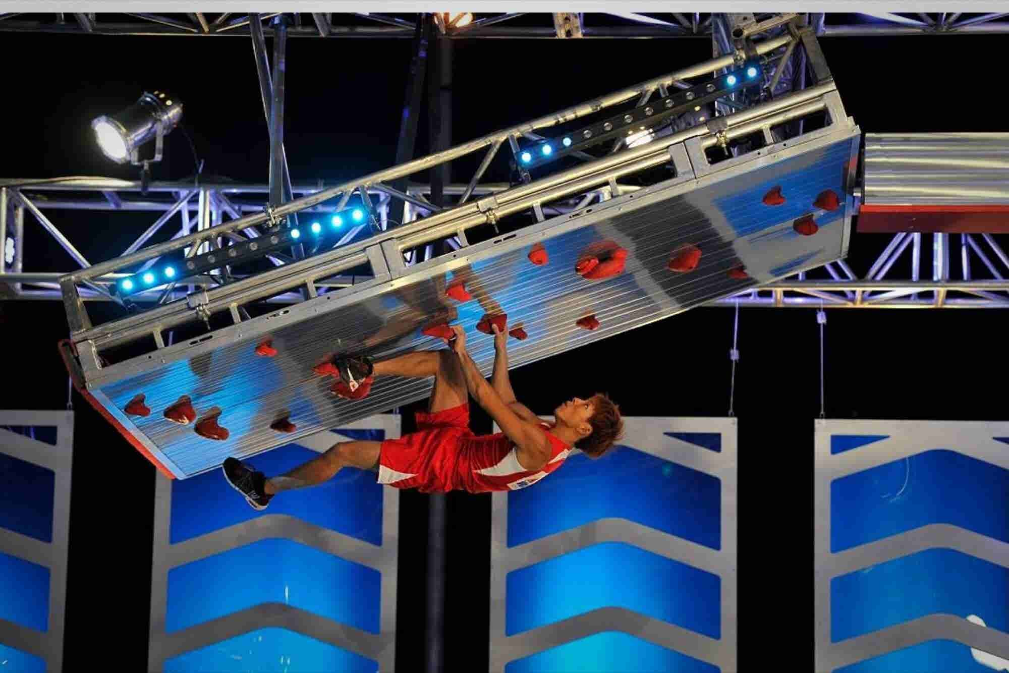 3 Lessons for Entrepreneurs From 'Ninja Warrior' Training