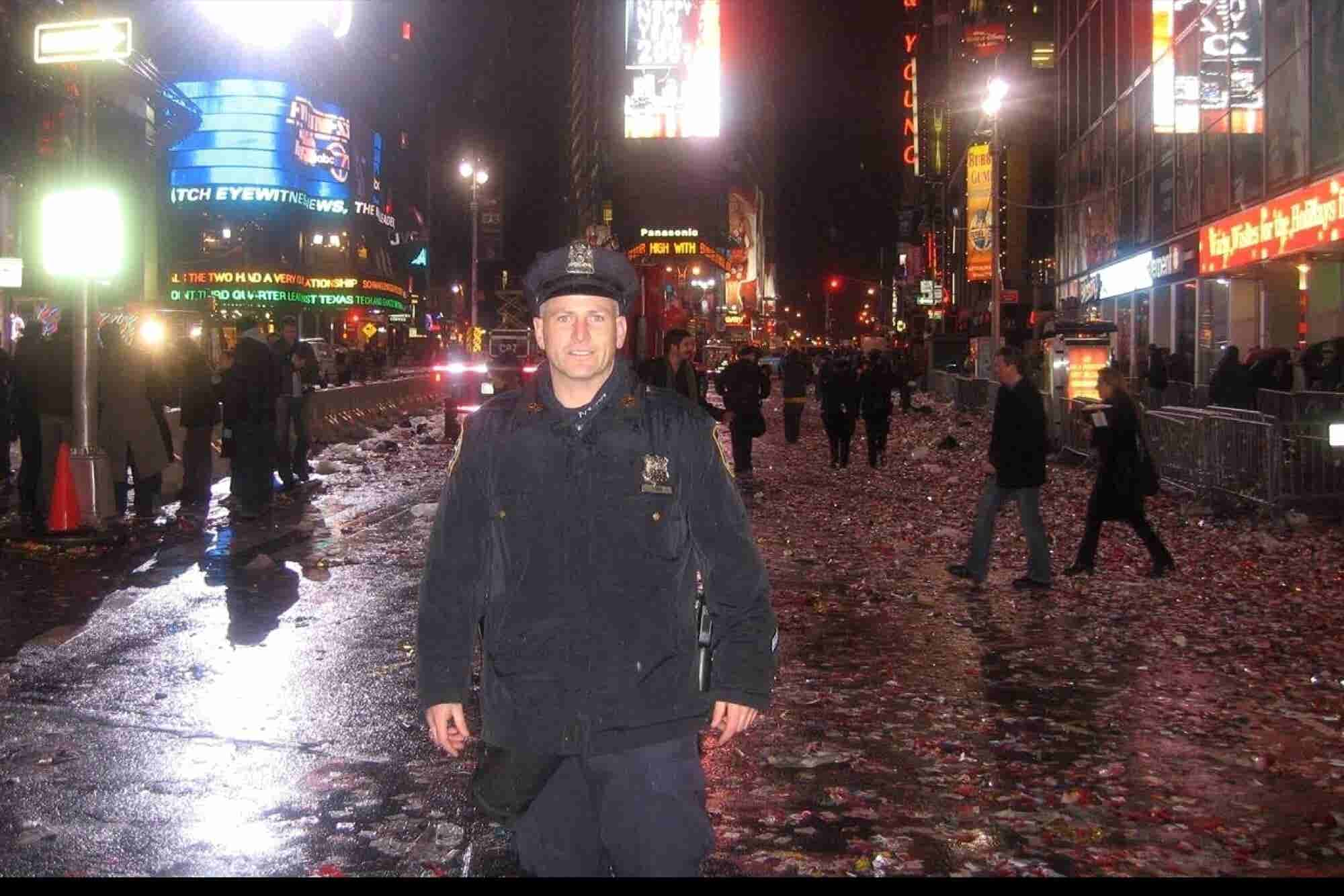 What Serving as a Marine and NYPD Officer Taught Me About Franchising