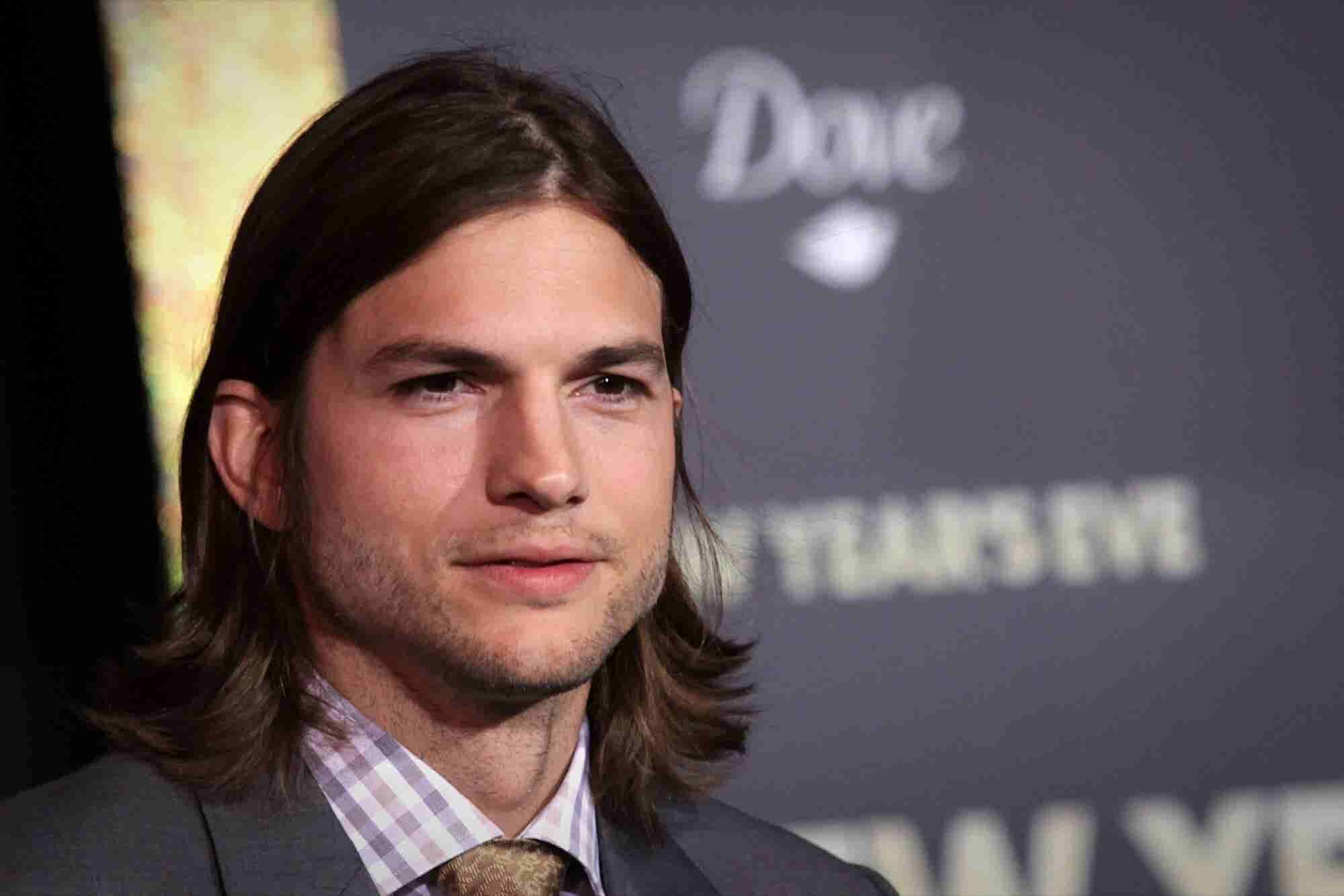 How to Make Money Investing, According to Ashton Kutcher