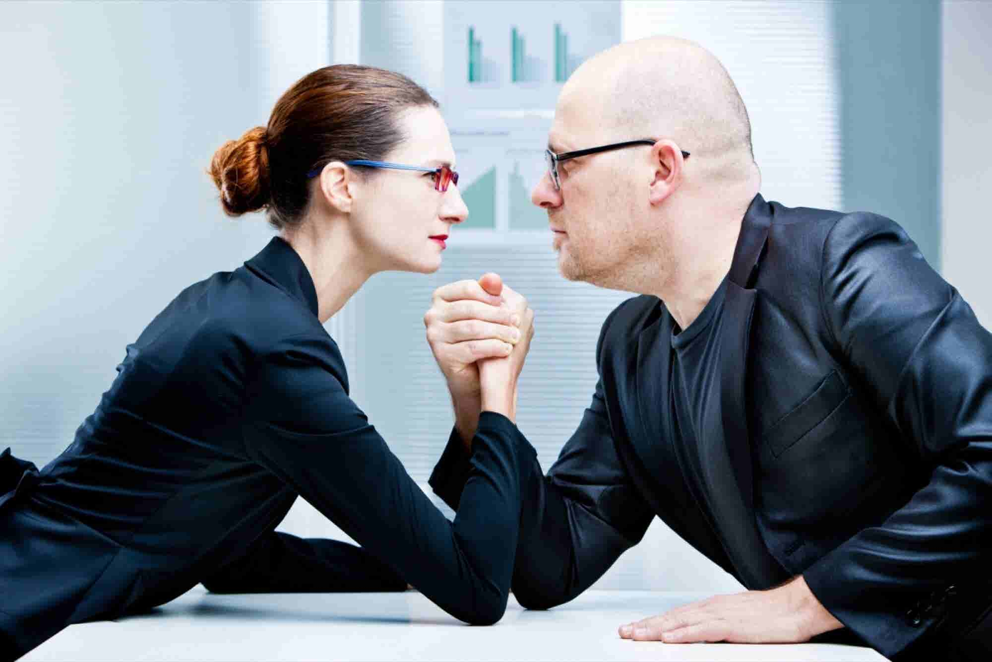 How Should Entrepreneurs Deal with In-house Conflicts