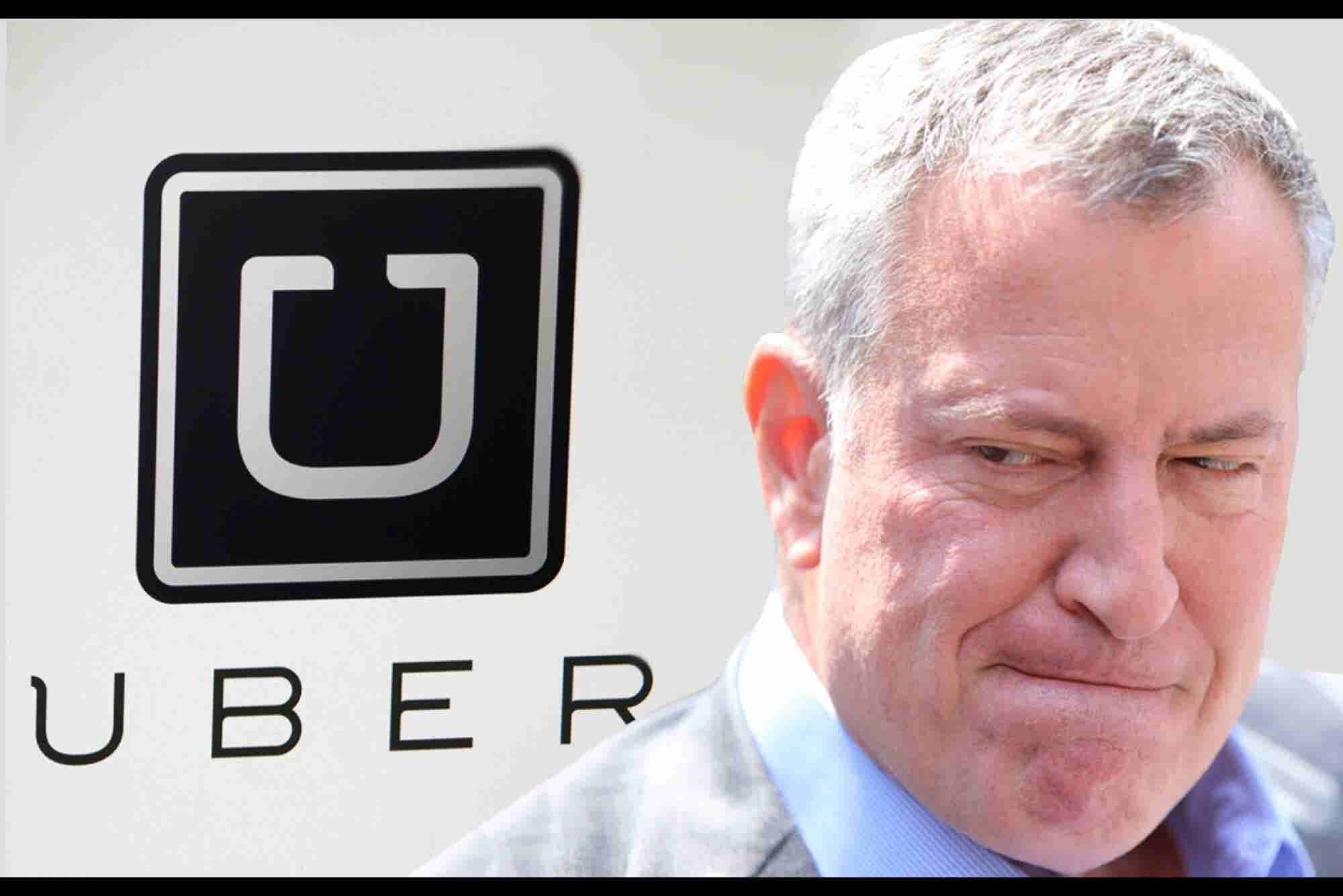 De Blasio Backs Off Proposed Uber Cap -- Your Weekly News