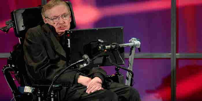 Stephen Hawking: Humans Ruined the Earth and Must Escape to Space
