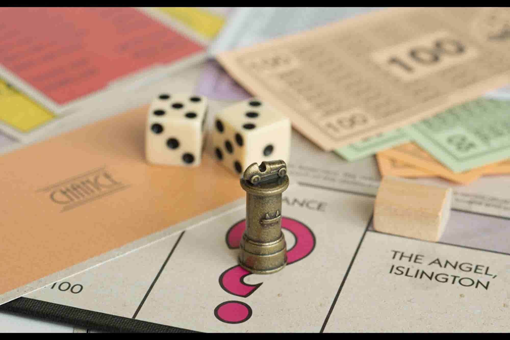 How to Use Math to Win at Monopoly, the Classic Game of Business
