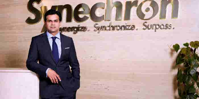 Five Minutes With Entrepreneur Faisal Husain, Founder Of Synechron