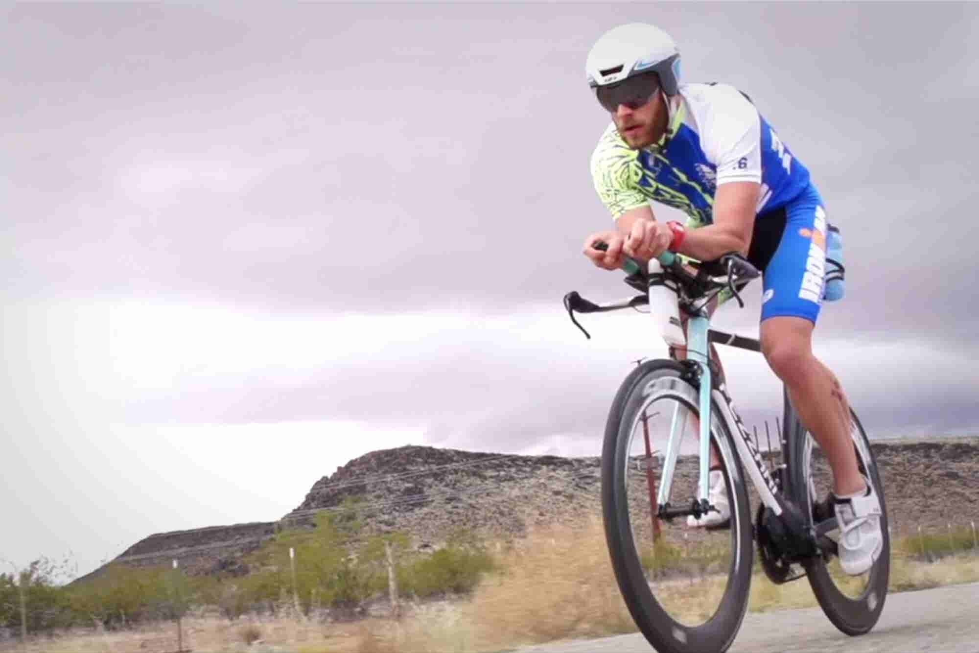 5 Lessons for Entrepreneurs From the Man Who Completed 50 Ironman Tria...