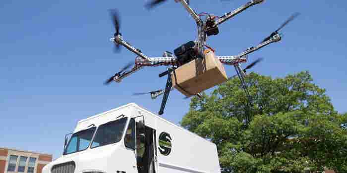 FAA Working on Rules That Will Allow Drones to Fly Over People