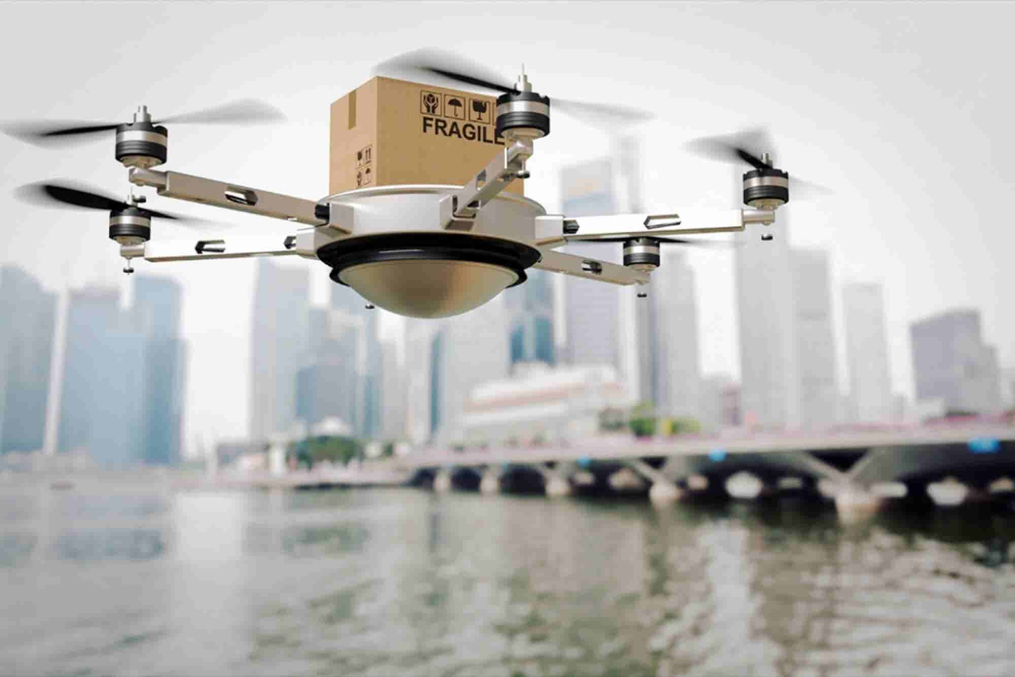 Google to Test Project Wing Drone Delivery Service in the U.S.