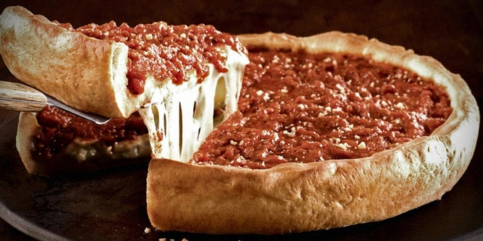Sorry, New Yorkers: Chicago Has Been Named the No. 1 Pizza City in the U.S.