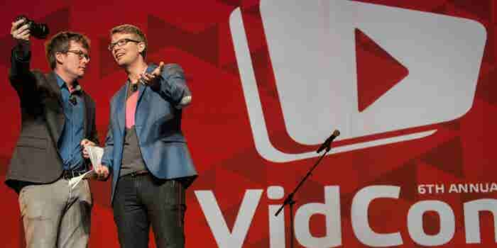 At VidCon, the World's Biggest YouTube Convention, Rival Video Platforms Rush the Stage