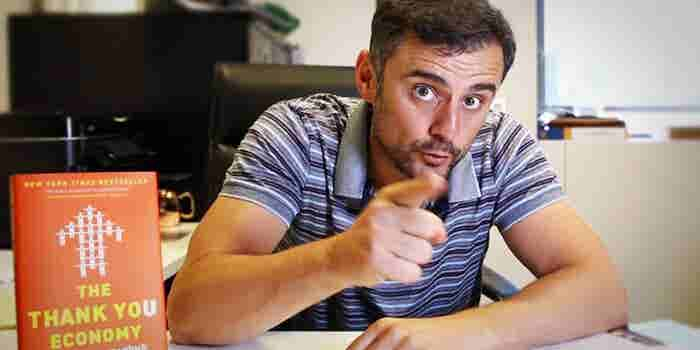 Why Gary Vaynerchuk's '#AskGaryVee Show' Is Marketing Gold