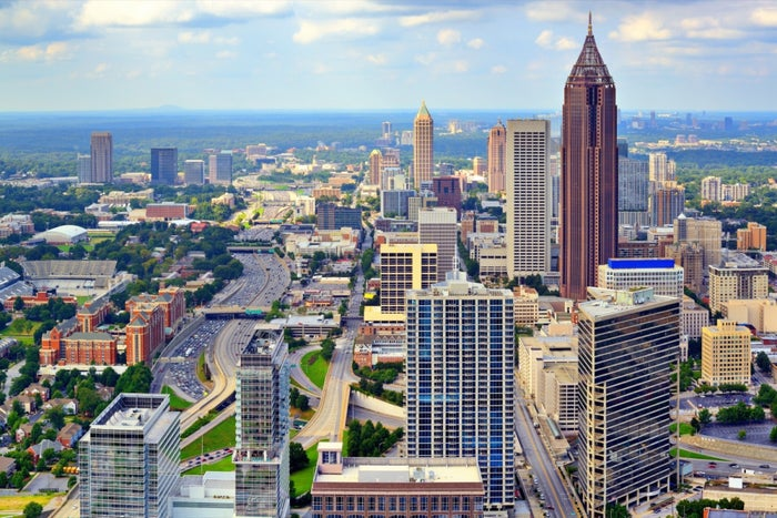 Up and Coming U.S. Cities for Your Business (Infographic)