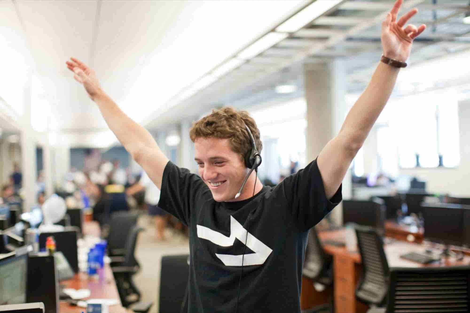 Boost Your Team's Productivity With 'Good Fridays'