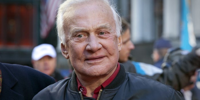 Not Your Average Business Trip: Buzz Aldrin Shares His Apollo 11 Expense Report