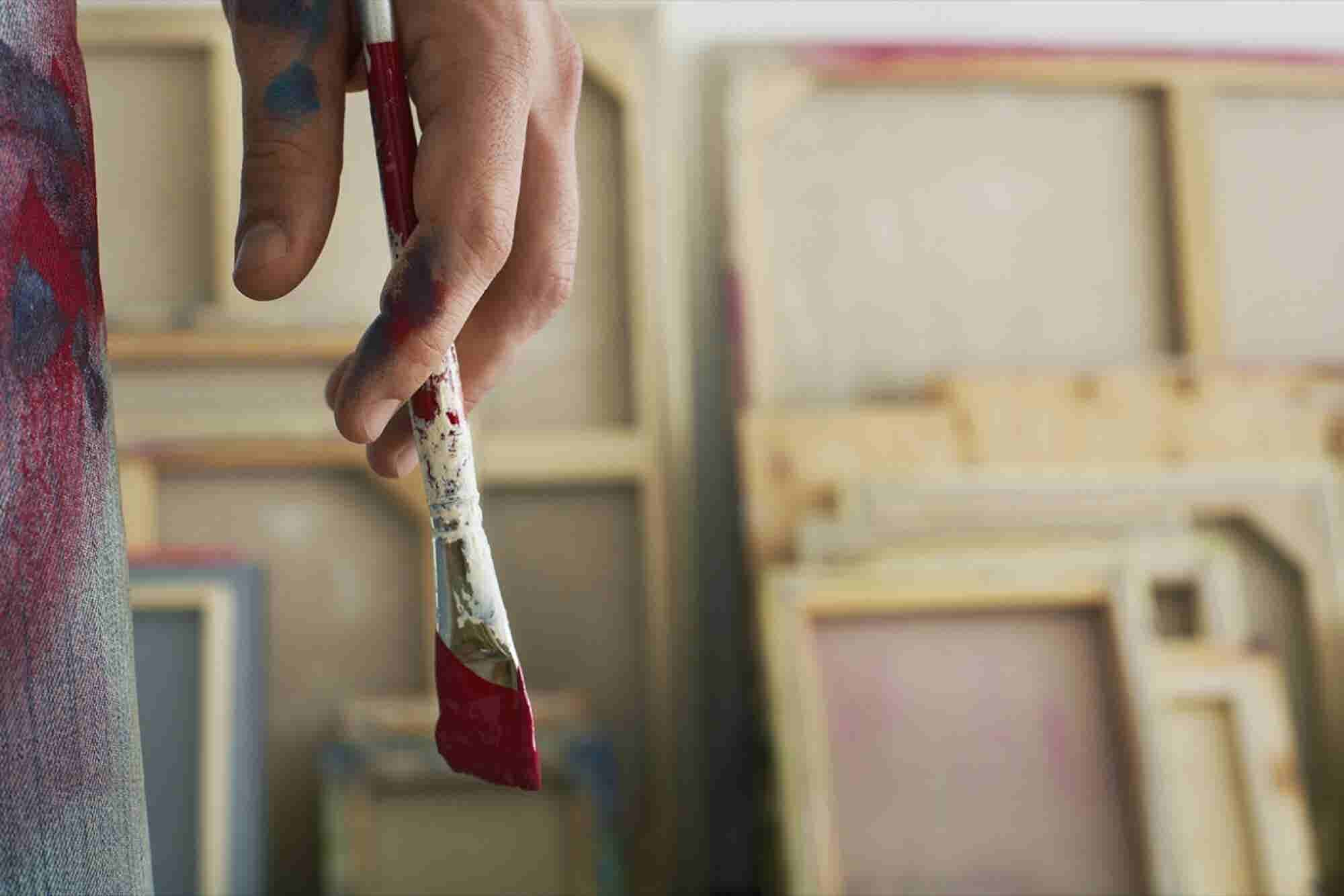 The Business Of Art: Painting The Startup Ecosystem
