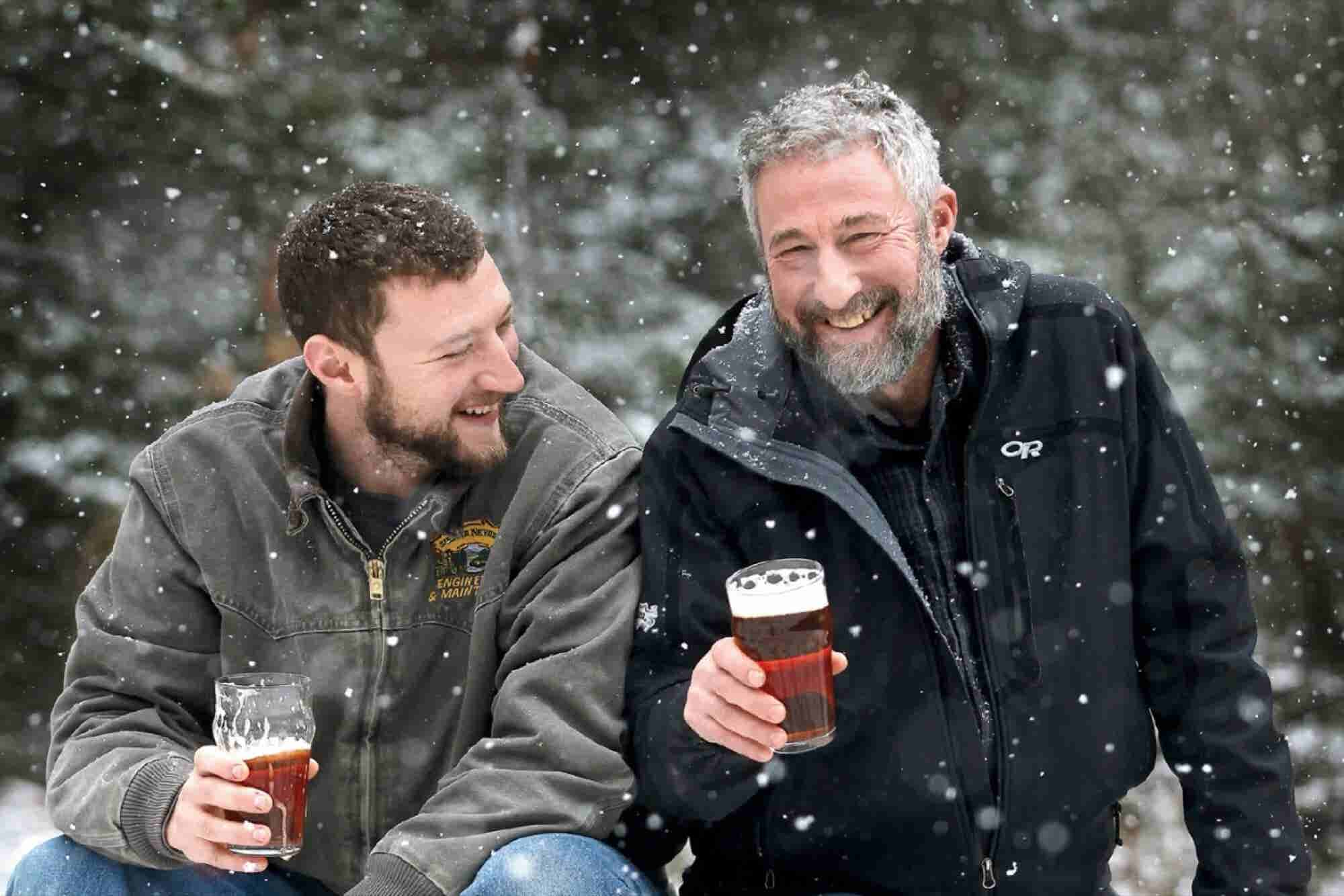 Don't Beat 'Em, Join 'Em: Why Brewing Together Works Better in the Craft Beer Industry