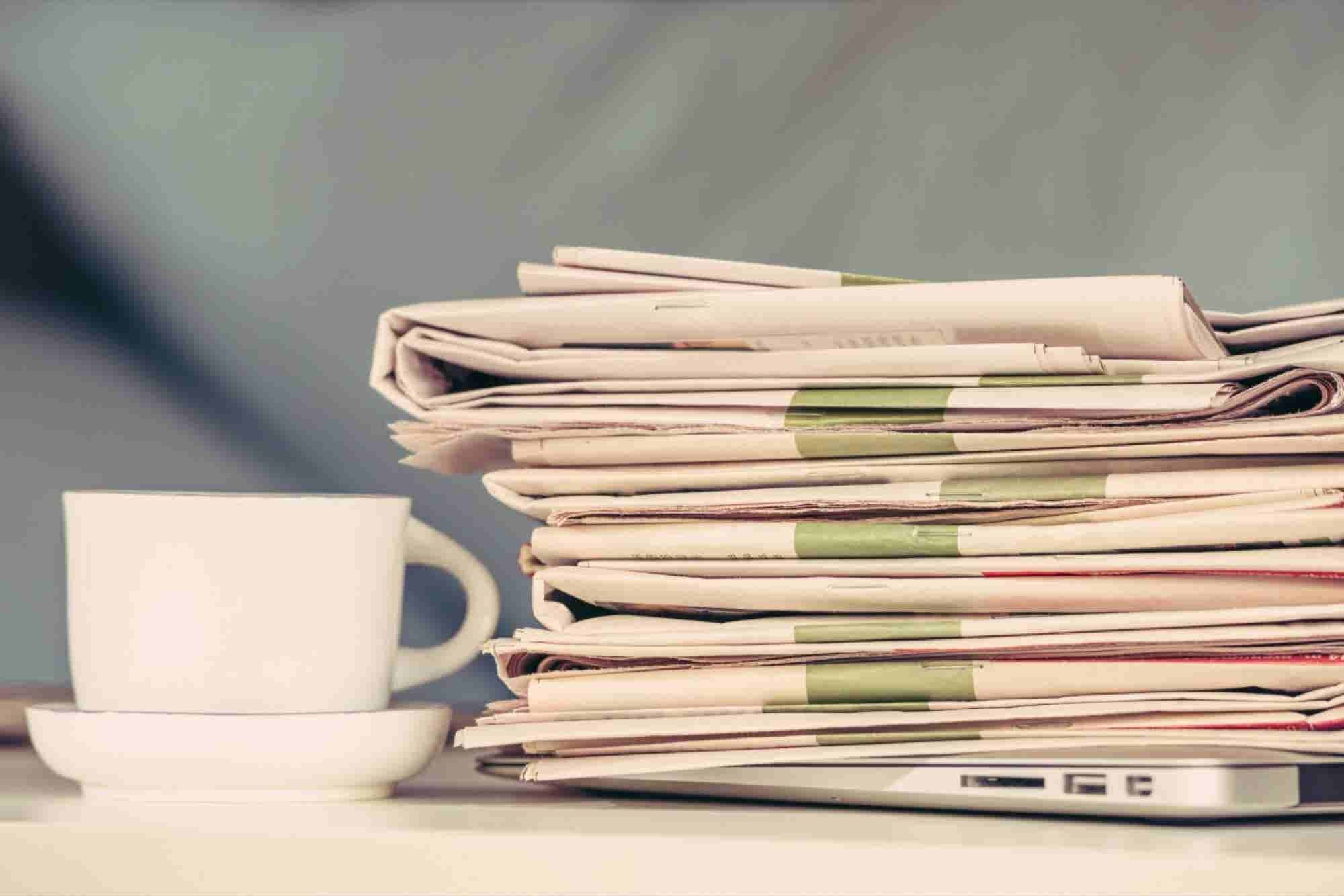 Here's The Reason Why Full-Page Ads Are a Waste of Money