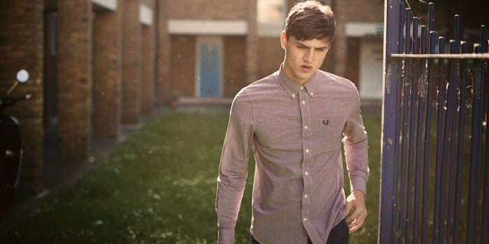 The Executive Selection: Fred Perry