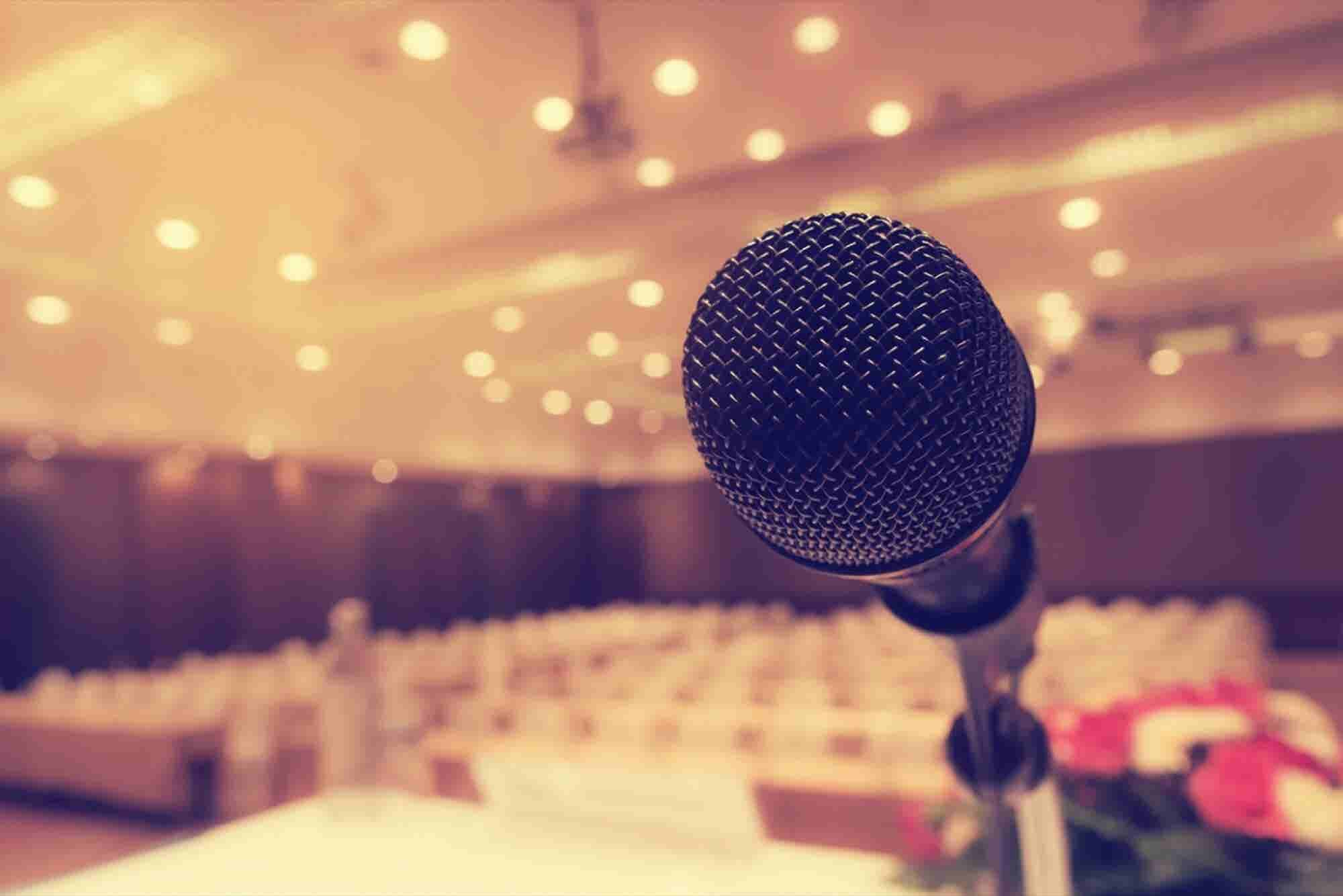 Entrepreneurs Who Speak for Themselves Don't Need to Hire PR