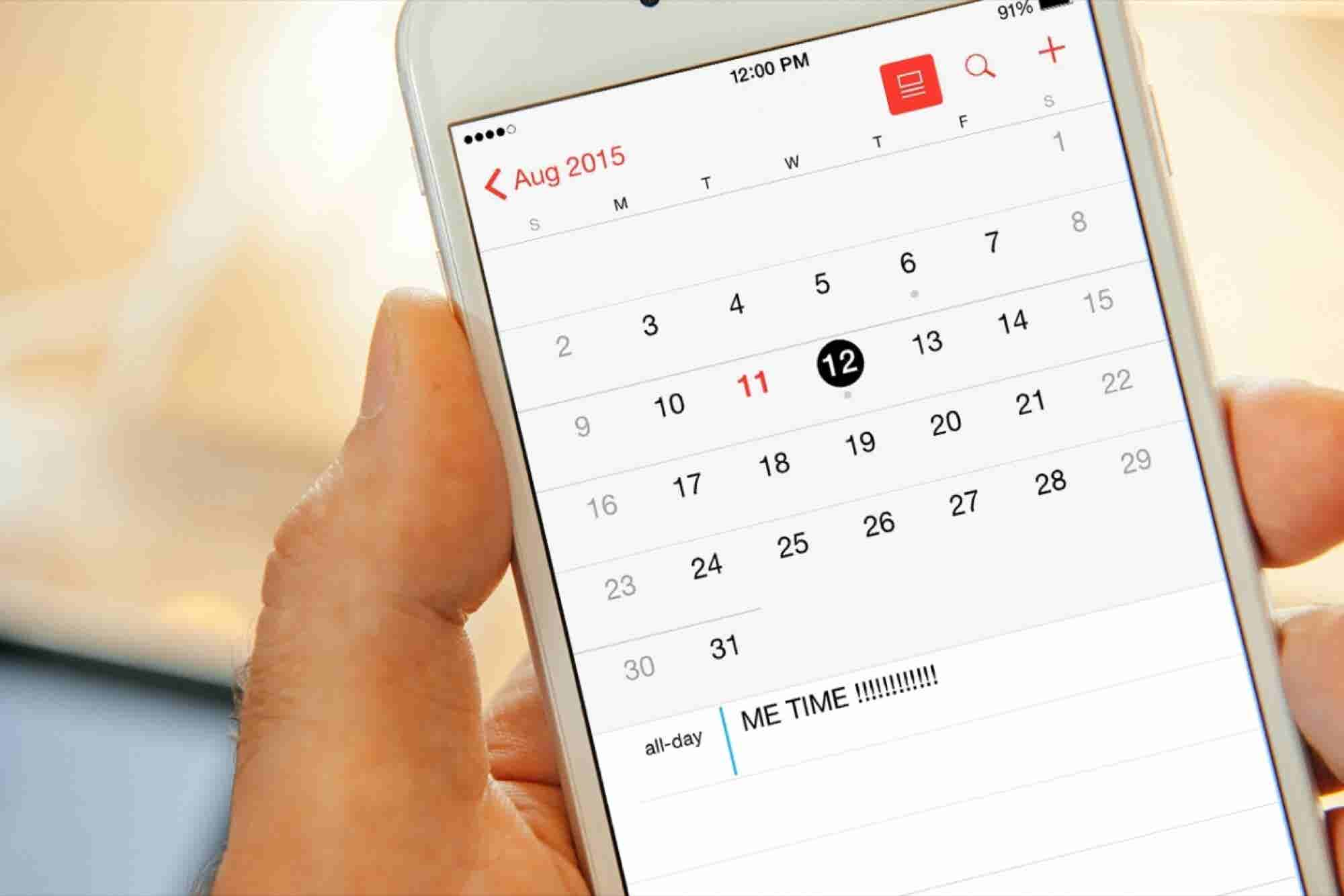 10 Secrets to Creating a Master Calendar That Drives Your Productivity