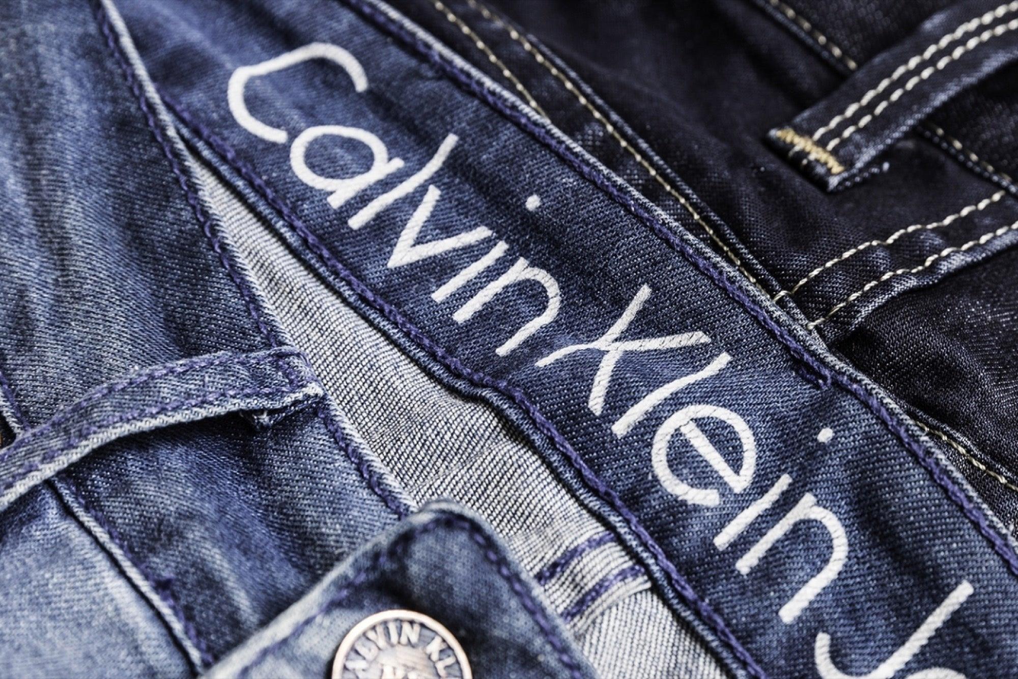 Brands like calvin klein