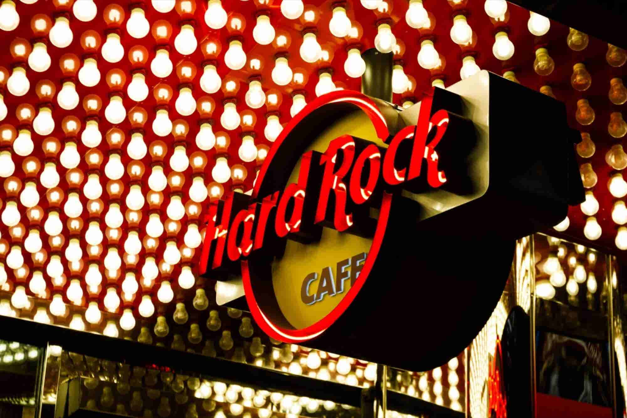 For Hard Rock Cafe's Executive Chef, Authenticity Is the Key Ingredien...