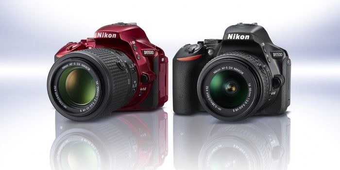 Connected Creativity: Nikon Updates The D5500