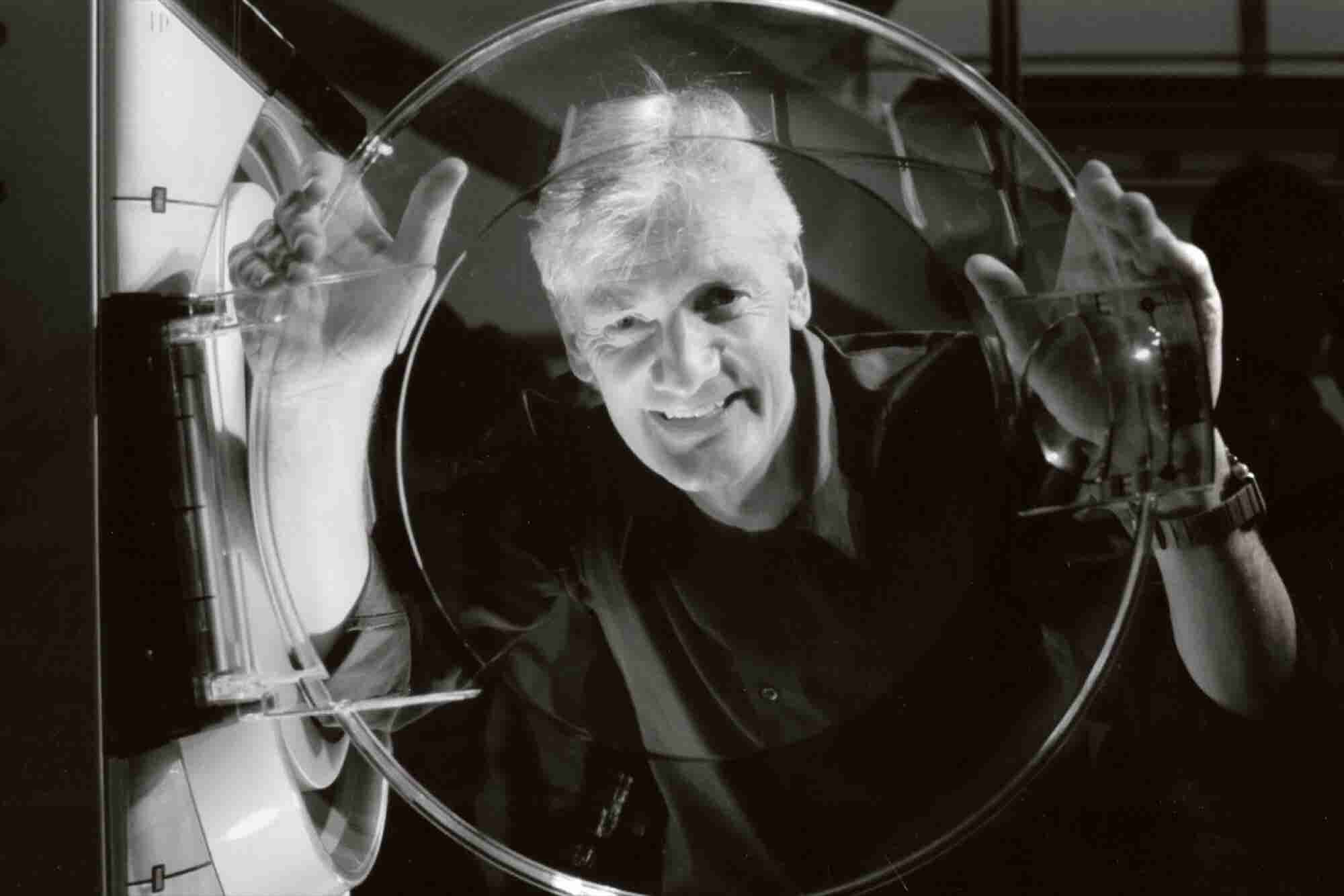 James Dyson On Five Things To Know Before You Start Your Business